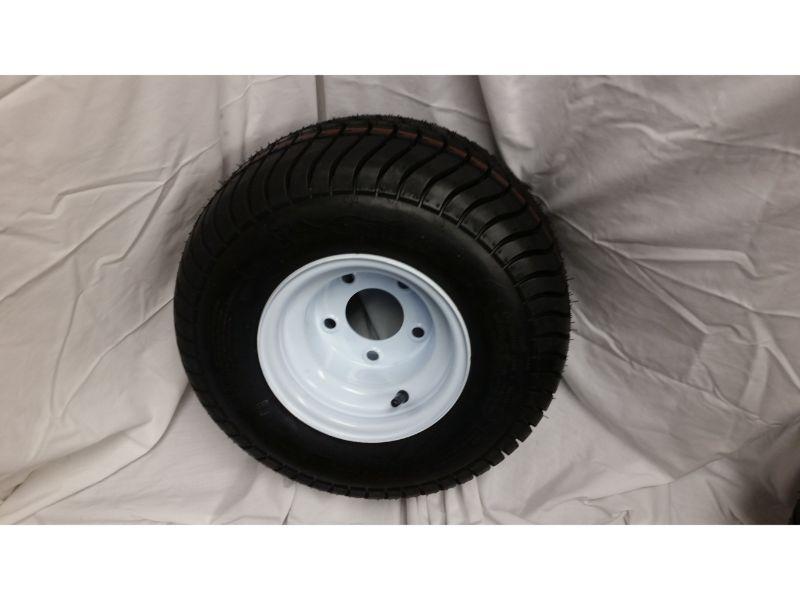 18.5X8.5X8 Trailer Wheel/Tire, 5 Lug