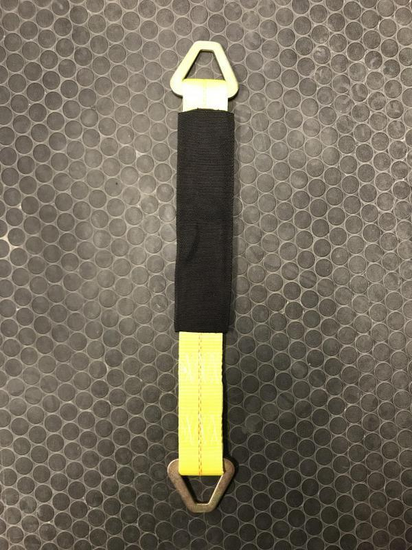 Yellow 31IN Axle Strap