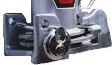 Gooseneck Coupler Locks