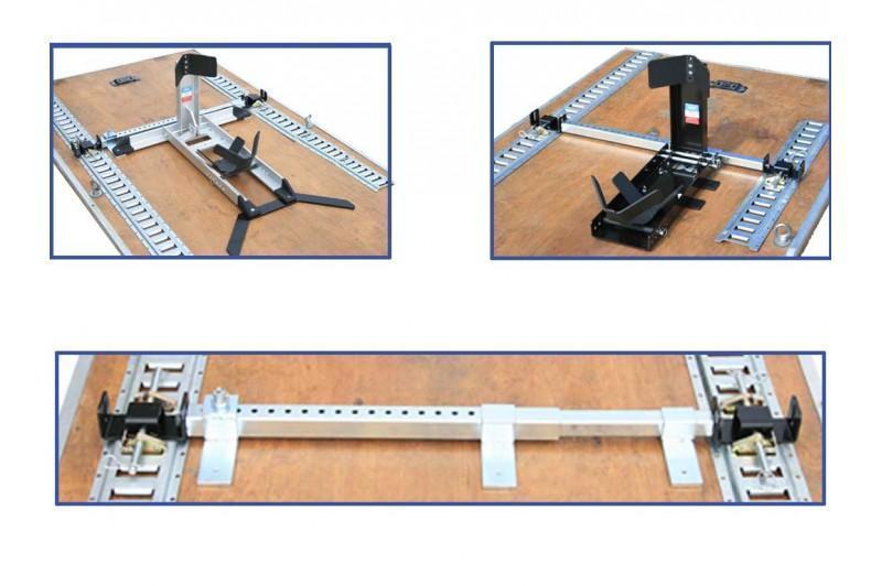 Universal E-Track Adapter Kit