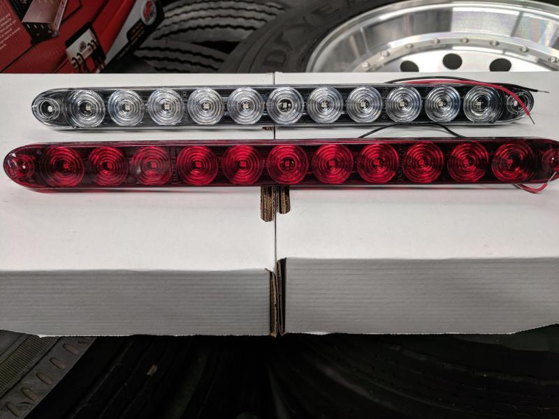 LED LOW PROFILE STT STRIP LIGHT
