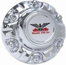 Wheel Chrome Covers 655 CHROME ABS PLASTIC TULSA OK @ HITCH IT TRAILERS