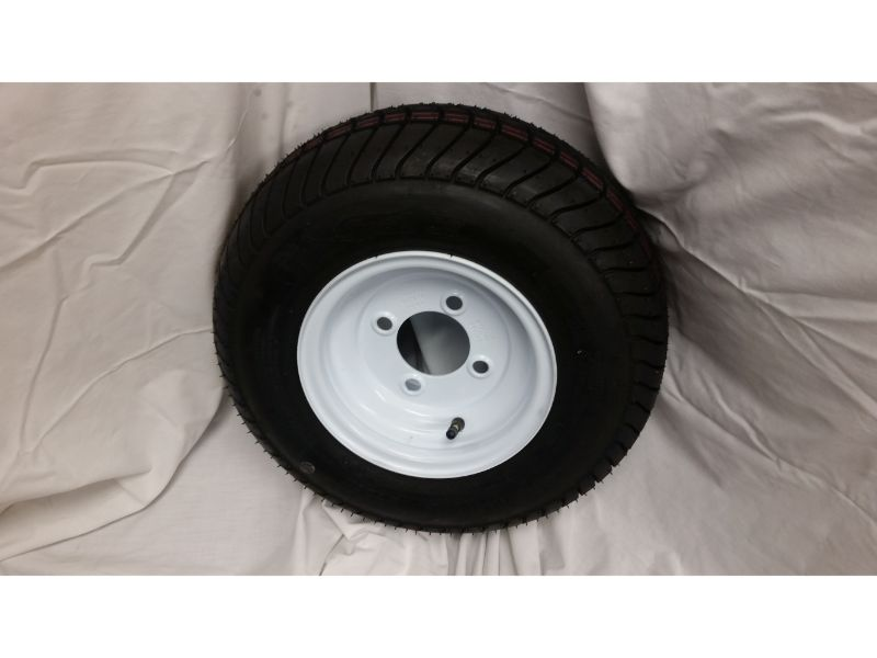 16.5X6.5X8 Trailer Wheel/Tire, 4 Lug