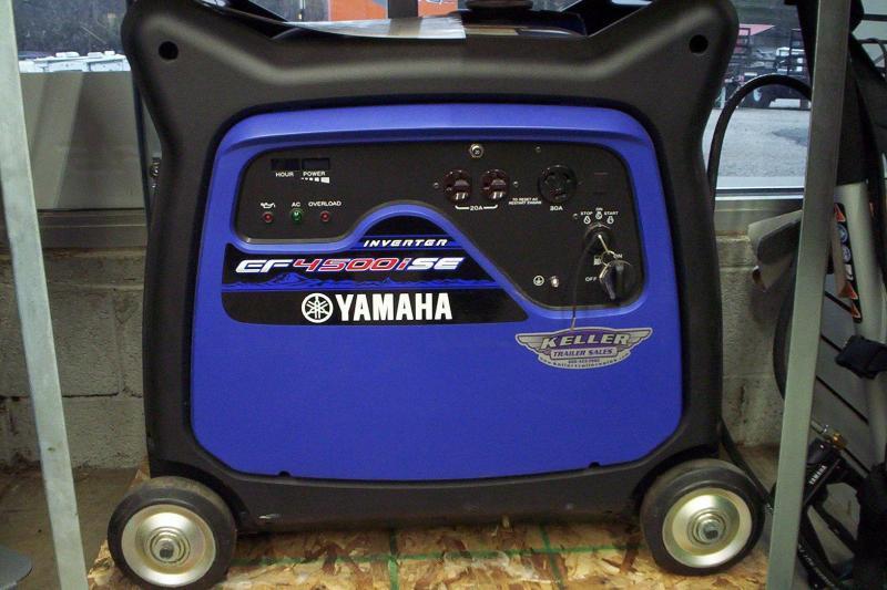 Inverter generator 4500 watt