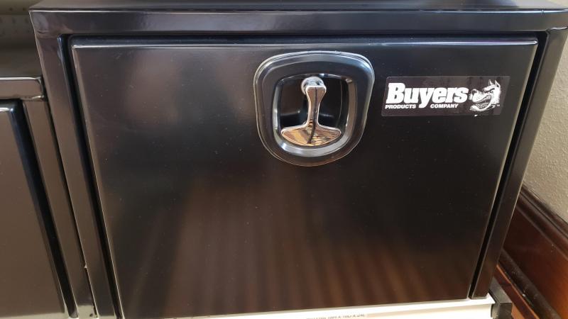 Buyers Underbody Boxes 18HX18DX24L