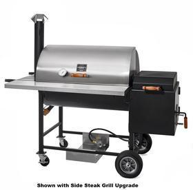 Pitts and Spitts Ultimate Smoker Pit