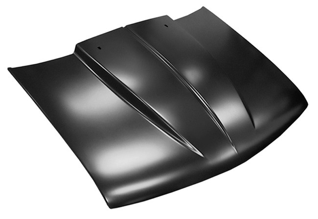 2nd Design Cowl Induction Style 94-03 Chevy S-10