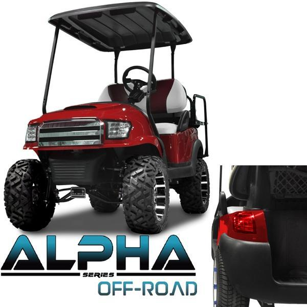 AVAILABLE TO ORDER ALPHA Club car Full Body Kit (5026) $749/kit