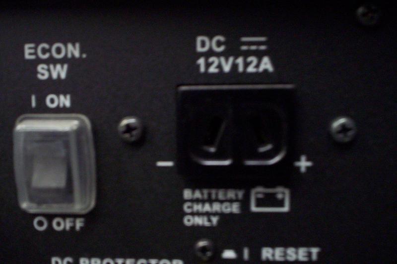 Inverter Generator 3000 watt+500W BOOST