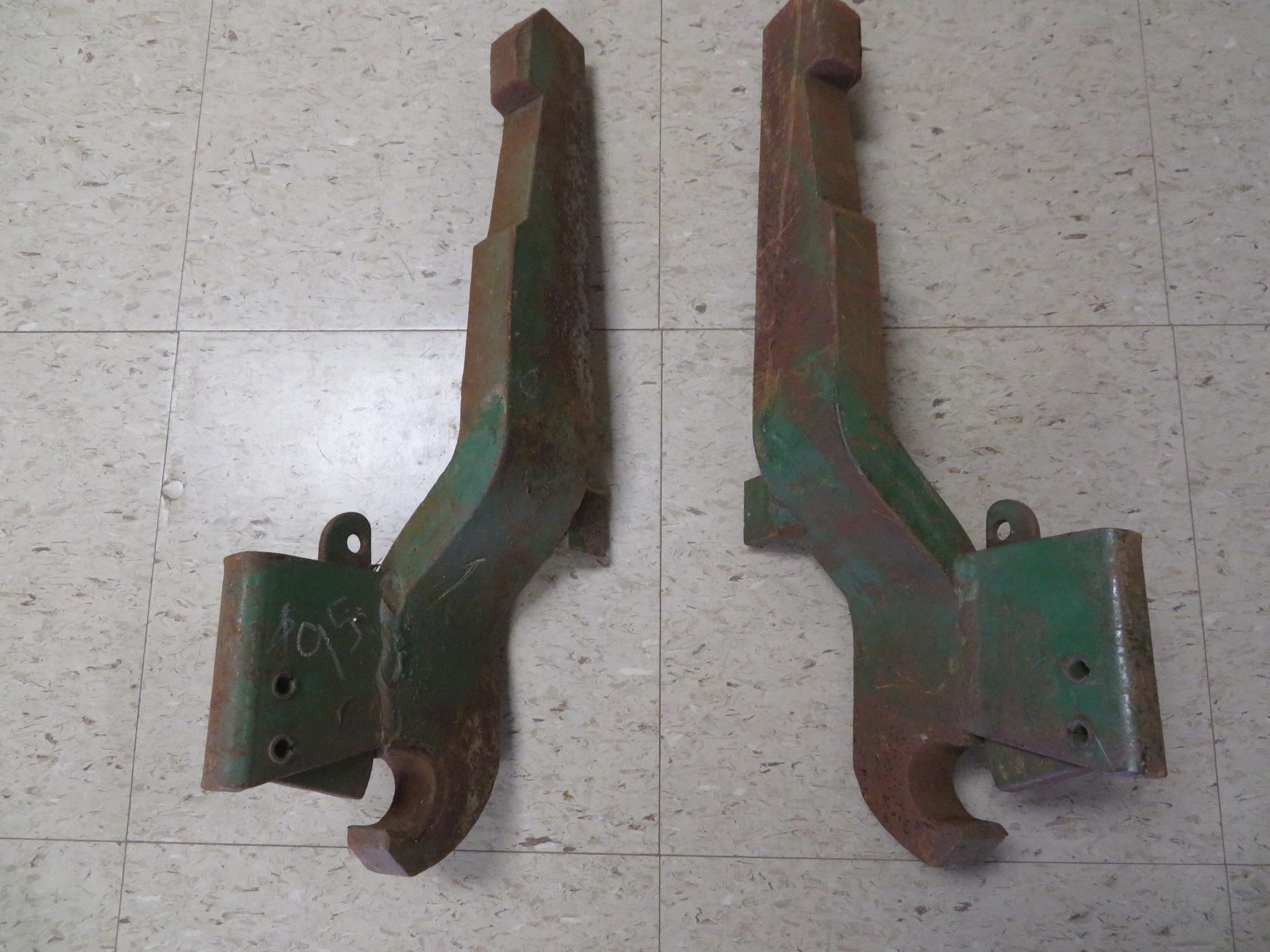 Green Offset 2 Point Arms