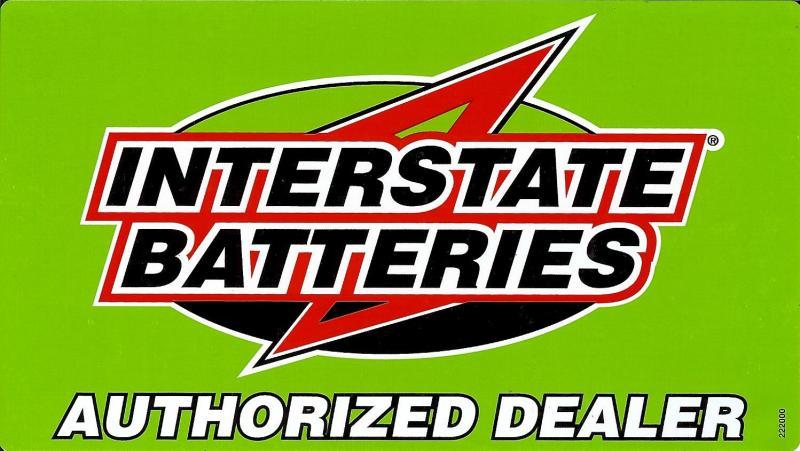 INTERSTATE BATTERIES 27DC 12 VOLT BATTERY