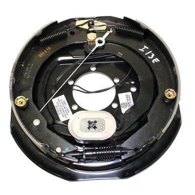 "12""x2"" Electric Trailer Brake Assembly"