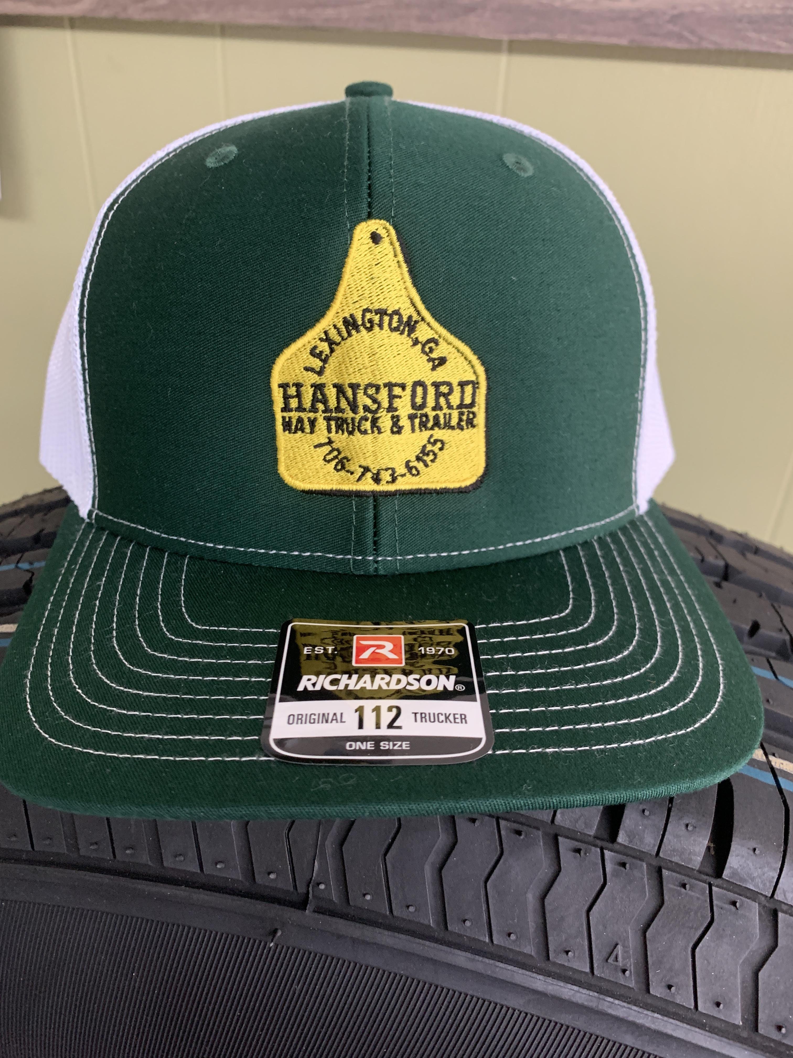 Green Richardson 112 Hansford Hat