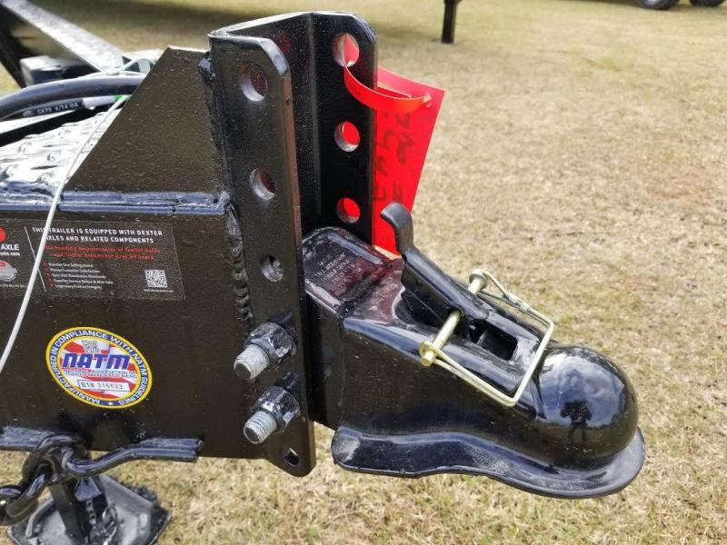 Updgrade to an Adjustable Coupler or Pintle Hitch $199