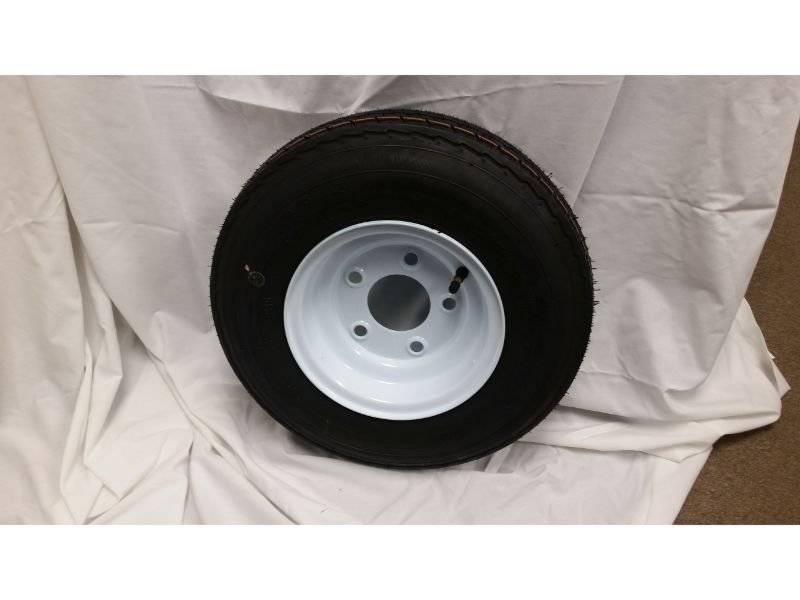 4.80X8 Trailer Wheel/Tire, 5 Lug