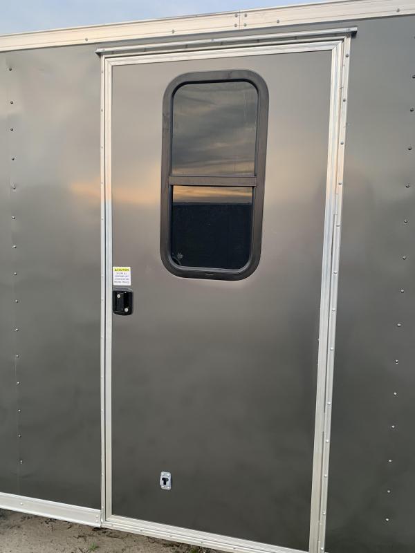 Add a 15x30 Window in Side Door $199
