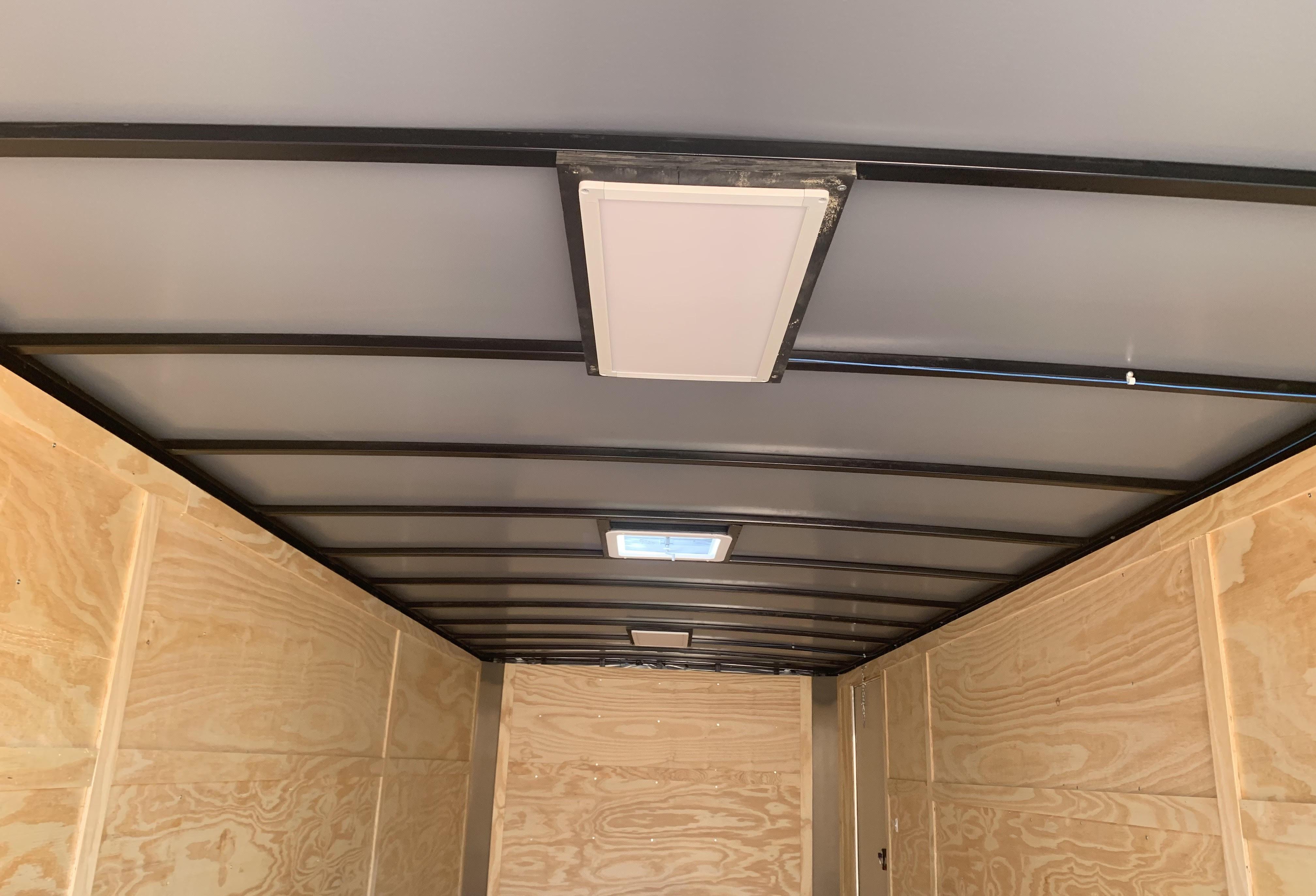 12V 2' LED Ceiling Light $85 per light