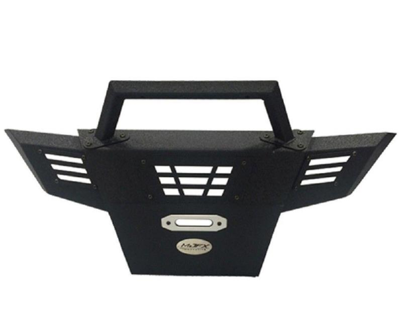 AVAILABLE TO ORDER Club Car MJFX Armor Bumper for the ALPHA Body Kit (Fits 2004-Up) (14018)
