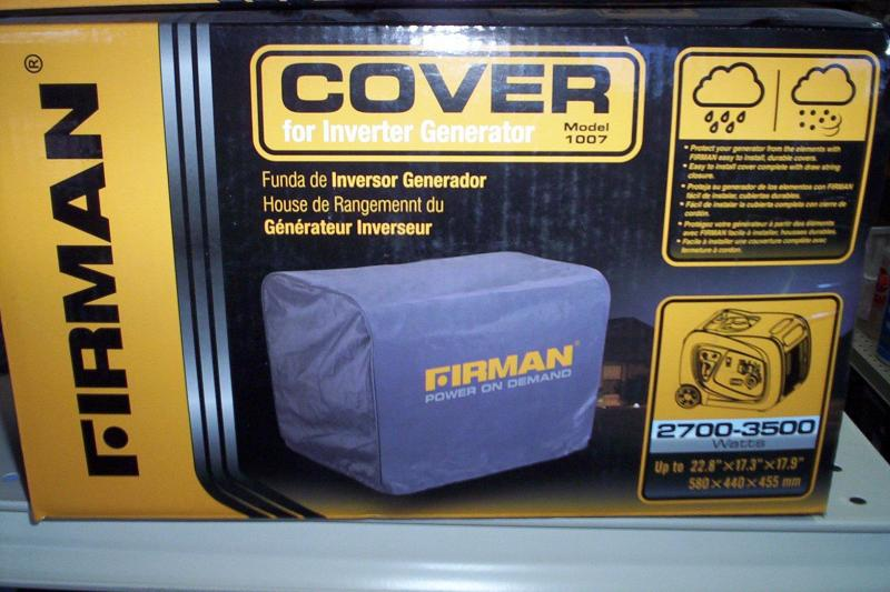 Firman Cover for 2700-3500 generator