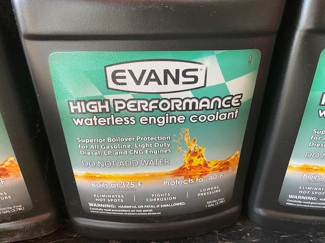 Evans High Performance Coolant