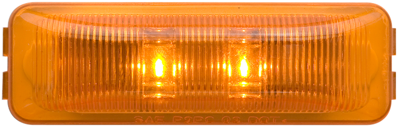 LED C/M THIN LINE AMB 3.94 2D RECT LIGHT ONLY FLEET COUNT