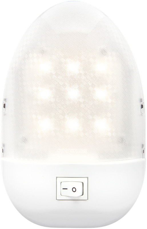 9 DOIDES SINGLE ON/OFF SWITCH INT DOME LIGHT