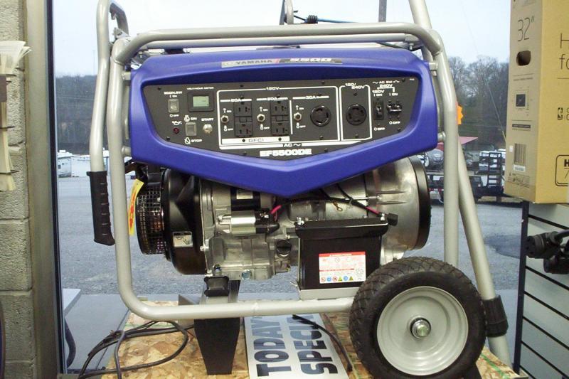 Duel Voltage generator 5500 watt