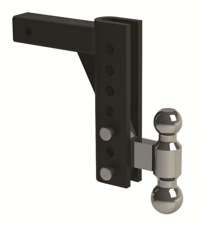 "8"" EZ HD 14K Steel Rapid Hitch"