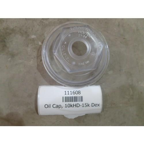 Oil Cap 10kHD-15k Dexter