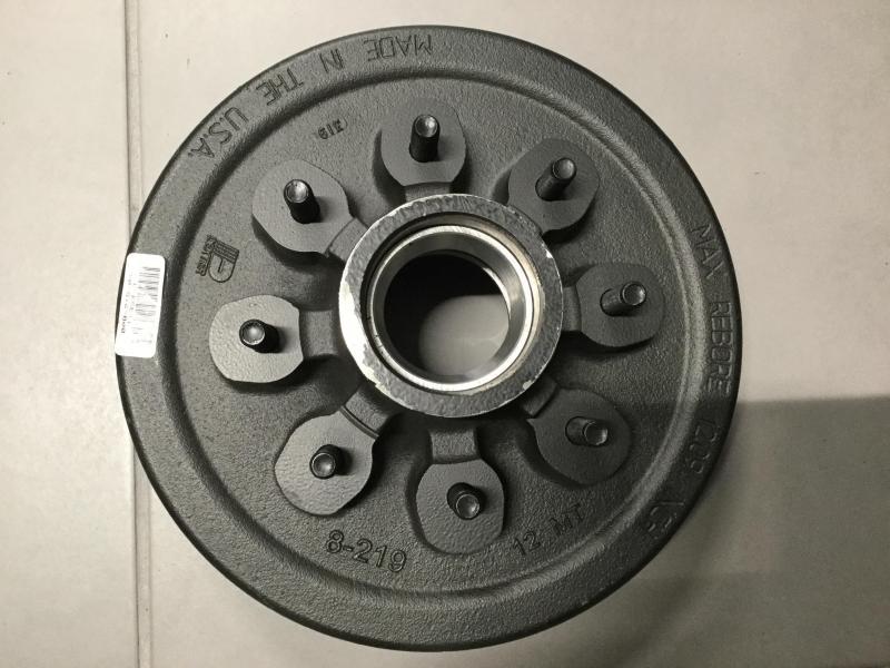 Dexter 12 x 2 brake drum 1/2 stud (8-219-04)
