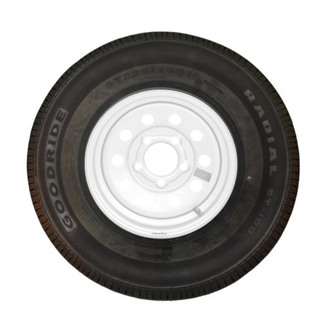 ST205/75R15 6-PLY Tire