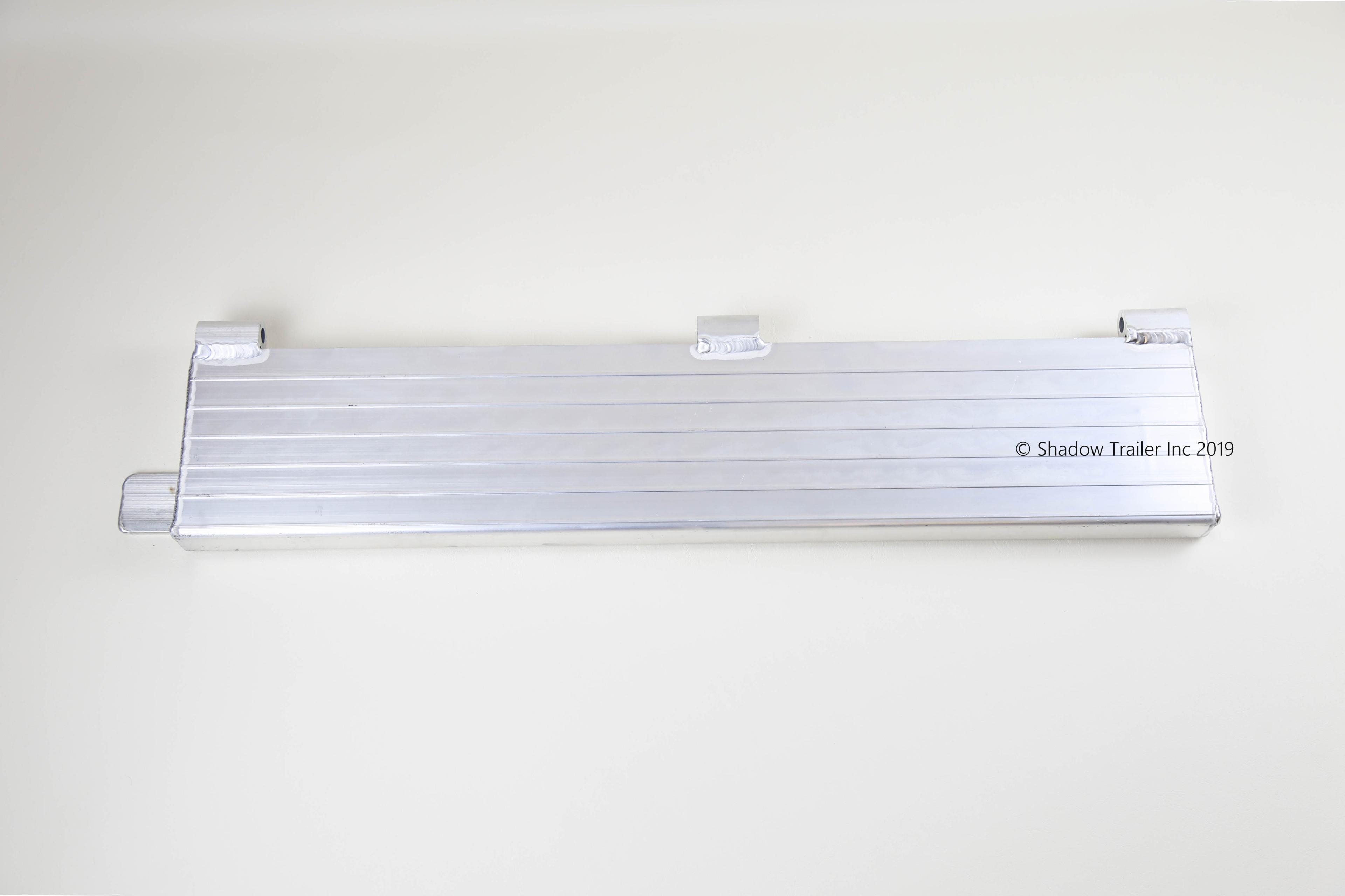 Folding Aluminum Step
