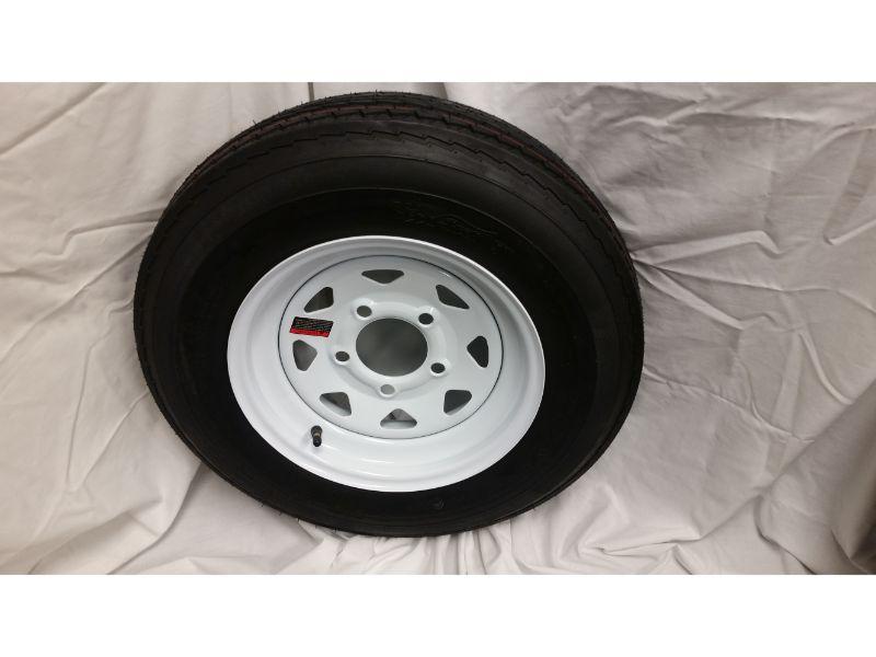 5.30X12 Trailer Wheel/Tire, 5 Lug