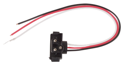 3 WIRE RIGHT ANGLE PIGTAIL