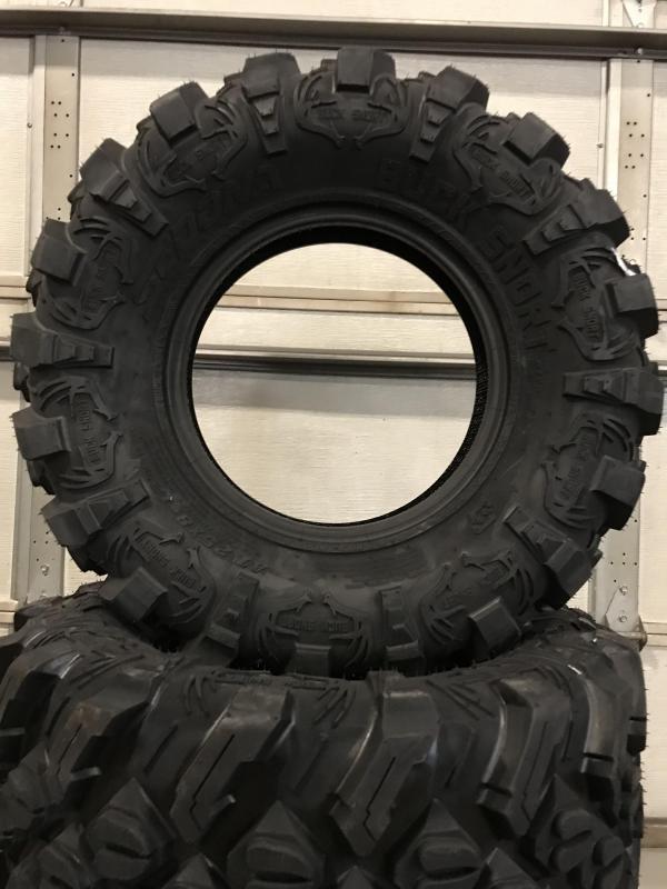 AVAILBLE TO ORDER Set of 4 ATV/UTV Sedona Buck Snort Tires (0028) $449/set