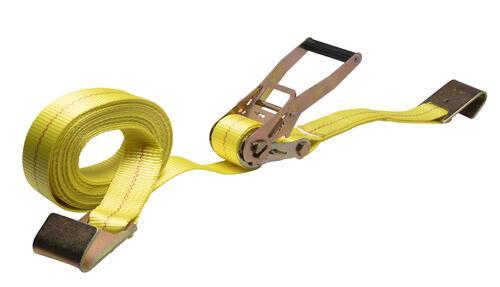 """2""""x30' Ratchet Strap & J Hooks"""