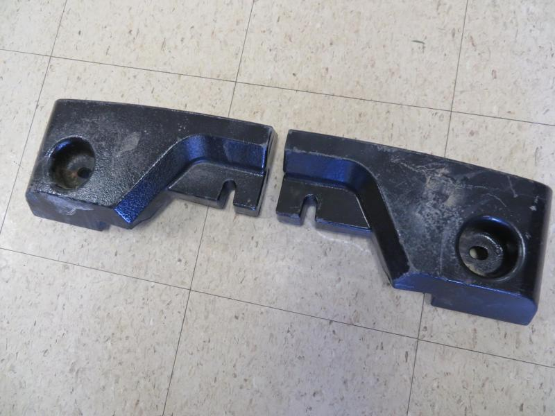 John Deere Bumper for ZTrak R Series mower TCU39452 TCU39453