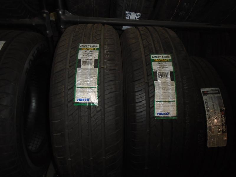 265/70/R17 Tires