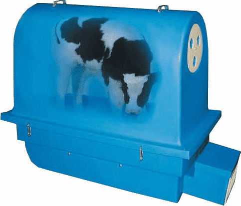 PolyDome Calf Warmer w/ 2-Speed Heater
