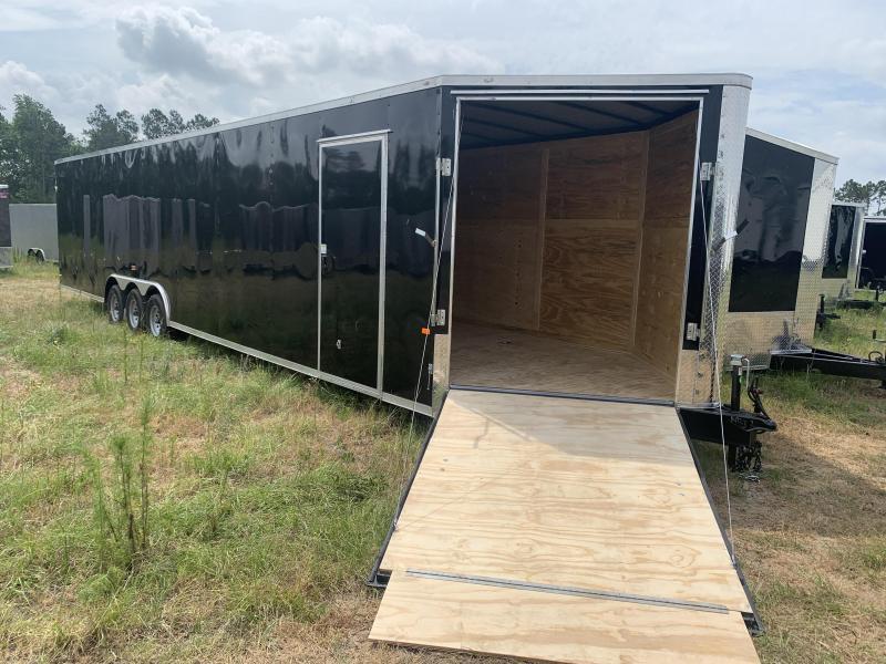 Add a 4ft Ramp door in V-nose $750