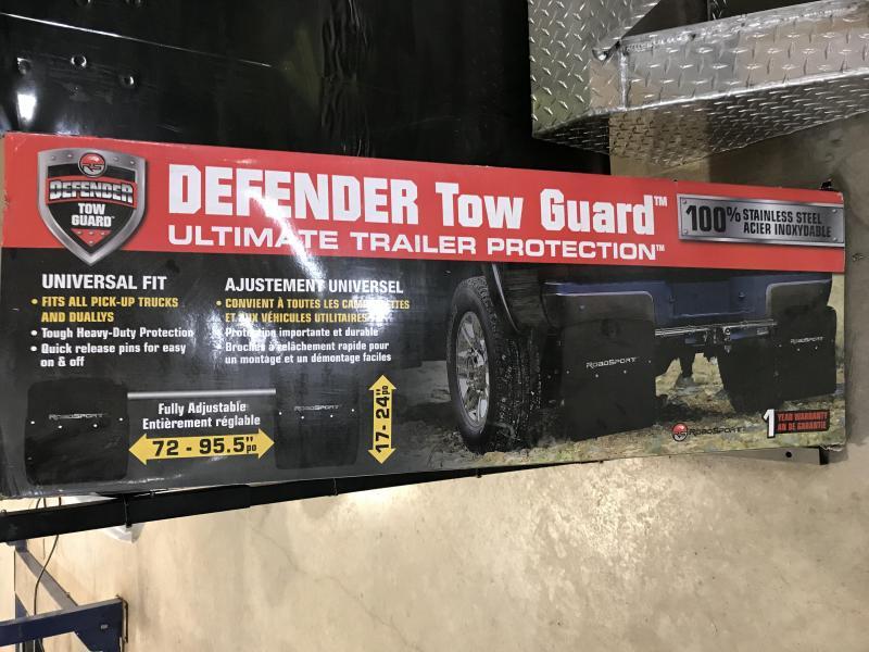 Defender Mudflap Set