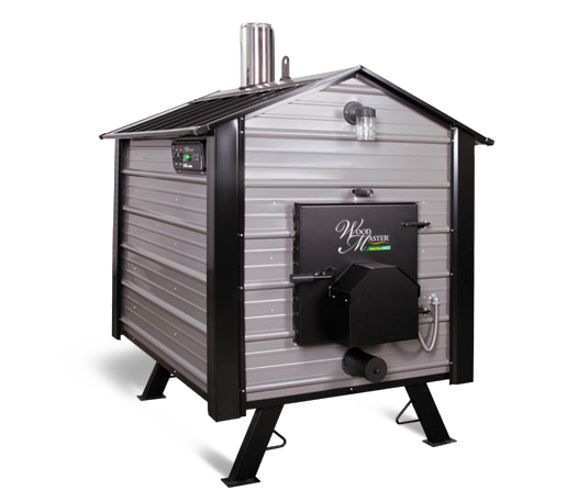 WoodMaster 4400 Outdoor Wood Boiler