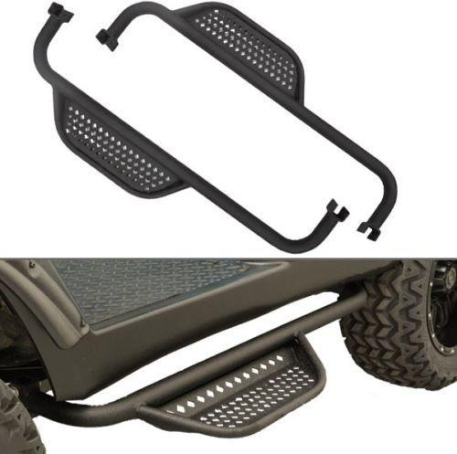 AVAILABLE TO ORDER MJFX Armor Club Car Precedent Nerf Bar Side Step with brackets (14004) $224.95