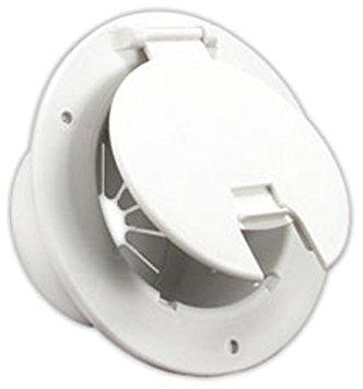 Round Electric Cable Hatch