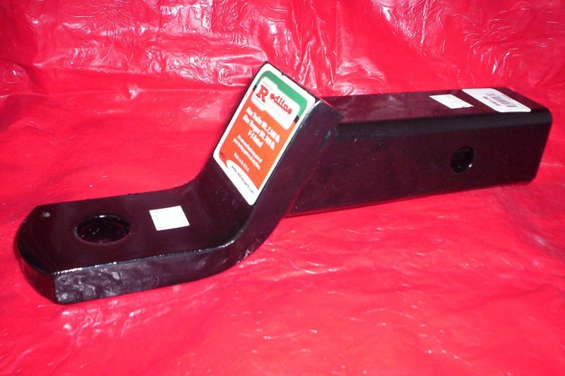 Ball Mount Tow Bar