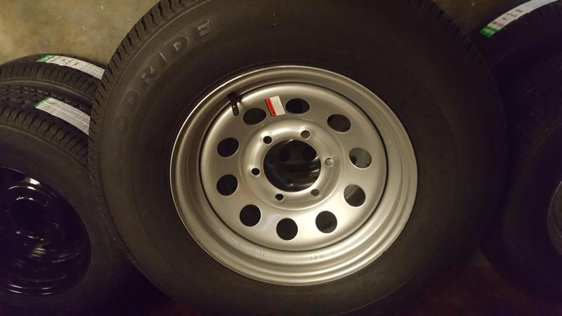 225 R15 Radial Tire