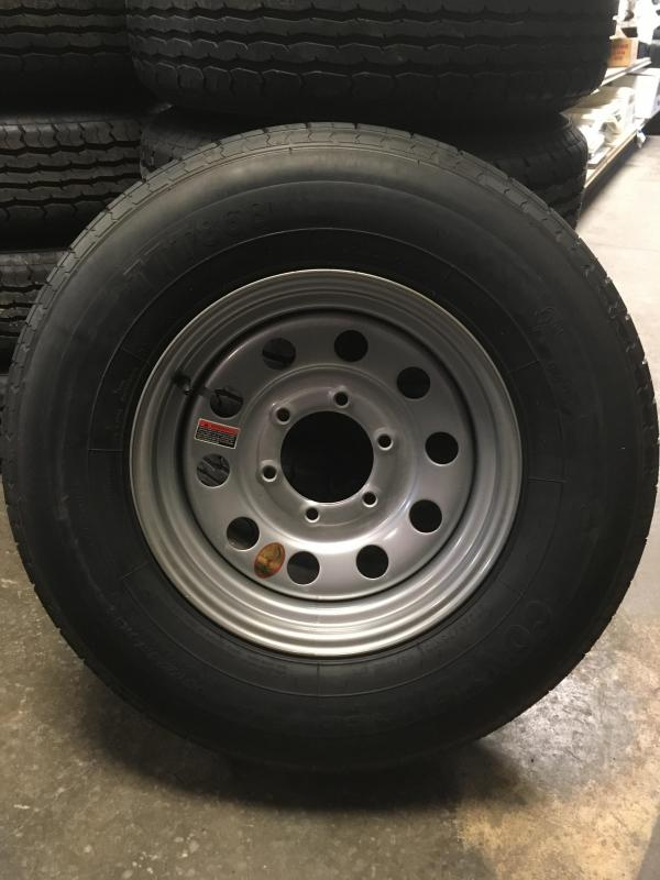 225 R15 6lug new tire and wheel