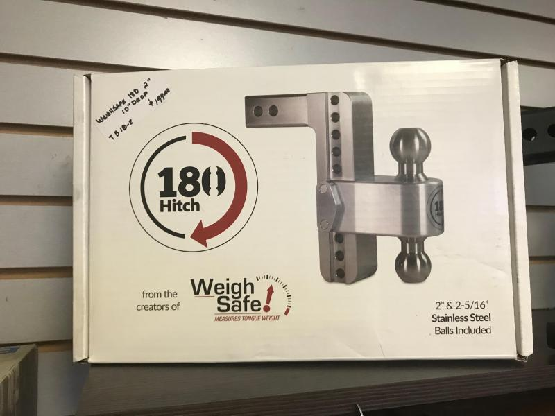 Weigh Safe 180 Hitch