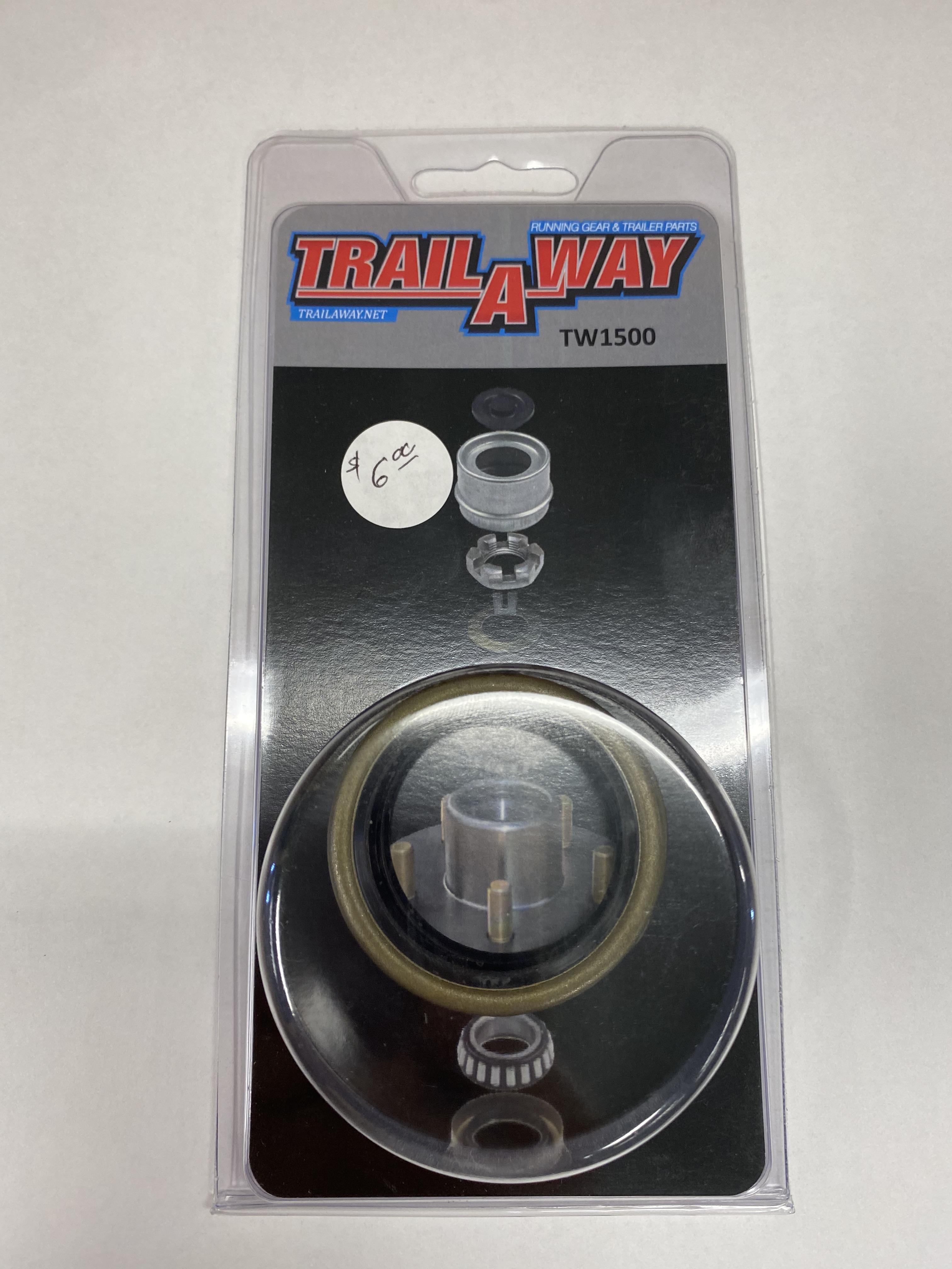 Trail A Way TW1500 2000lb Seal Kit
