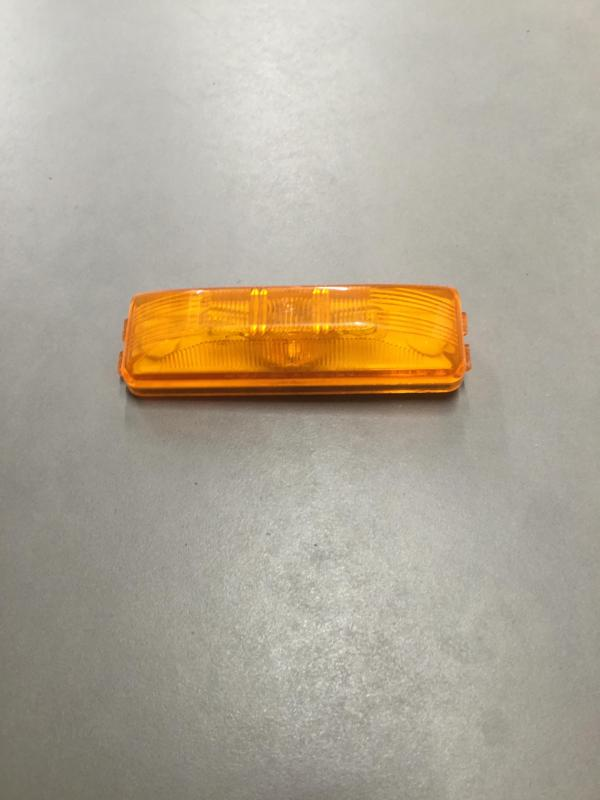 Amber sealed clearance light